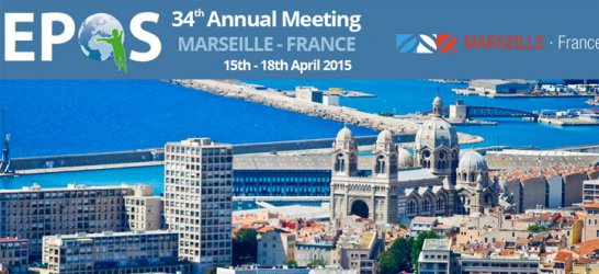 EPOS 34th Annual Meeting Marsilya Fransa 15-18 Nisan 2015